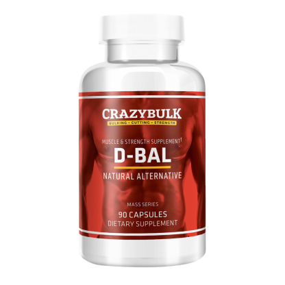 D-Bal Max is a legal equivalent of Dianabol