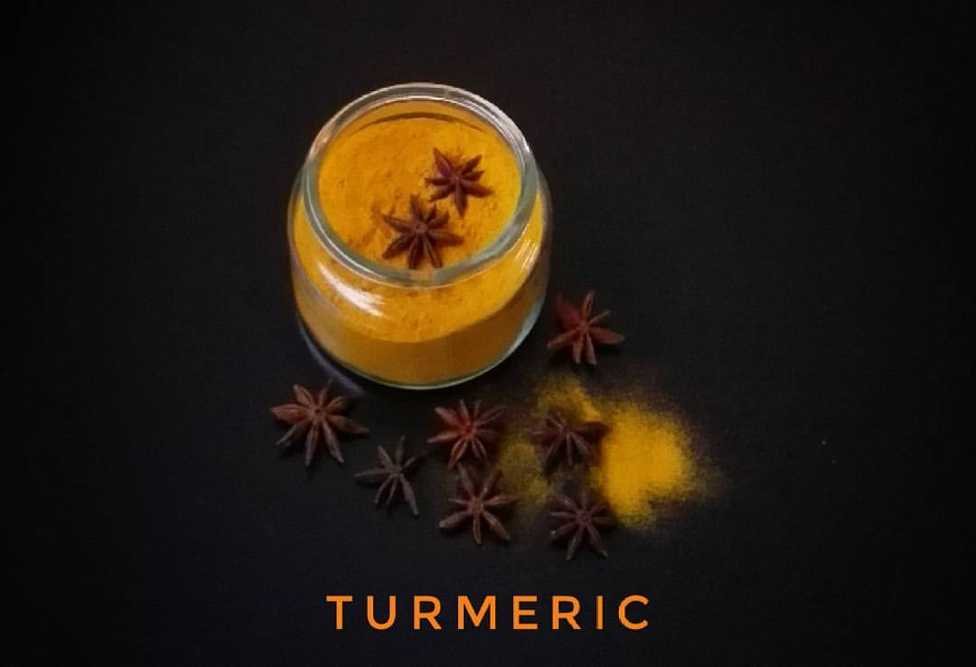 Besides being very photogenic, Turmeric also has some amazing health benefits.