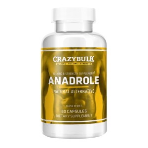 Anadrole is teh legal alternative to anadrol - used for extreme strength