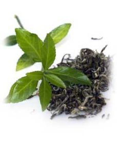 Green tea leaves to boost health