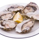 Oysters are a well known aphrodisiac.