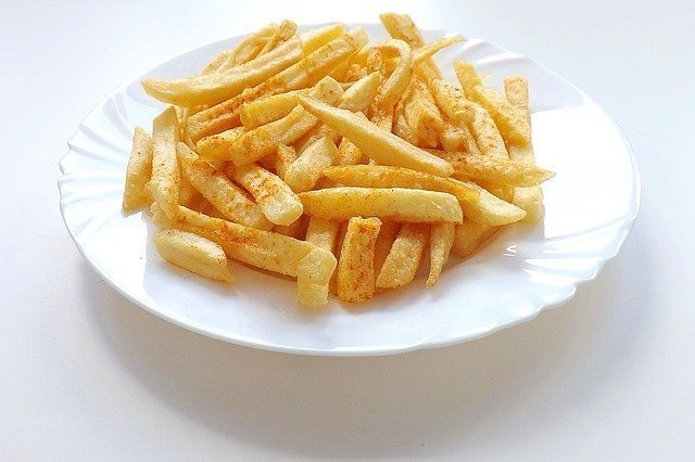 French Fries - supposedly make you fat but I lost weight when they were the main ingredient of my diet.