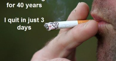 How I quit smoking in just 3 days